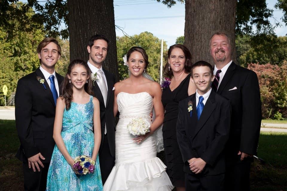 Rachel and Donny Baldridge Wedding