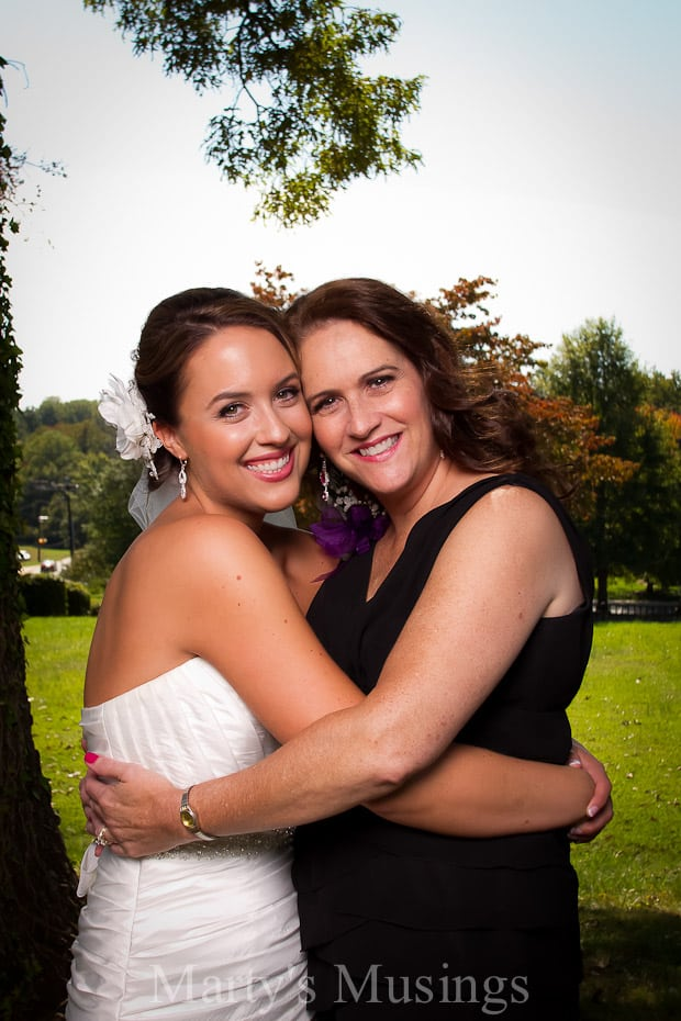 This precious letter from a mother to daughter on her wedding day is filled with memories and photos through the years, ideas for the perfect wedding!