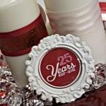 25th Wedding Anniversary Celebration