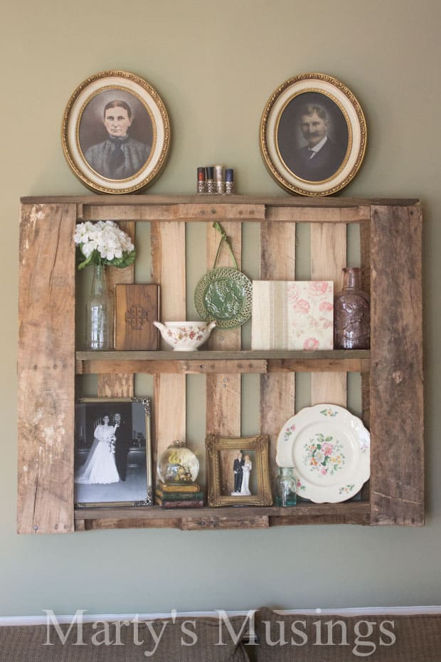 Home Decor with Wood Pallet Ideas