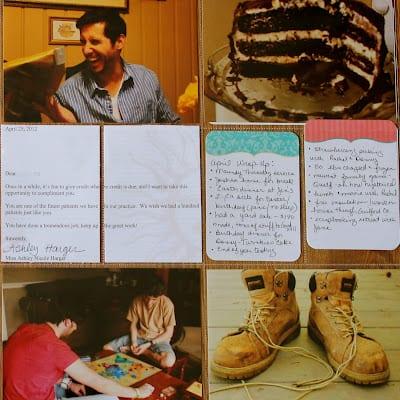 Project Life April 2012