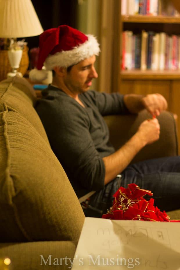 Christmas Tree Decorating Tradition