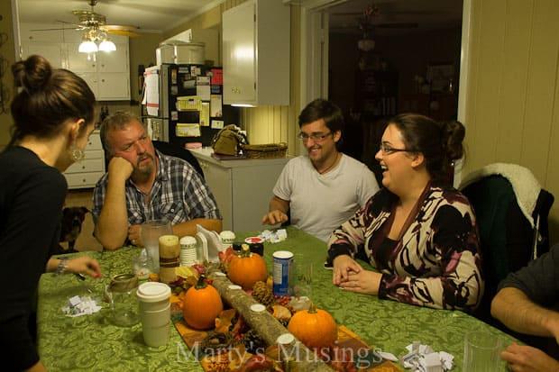 Family Blessing Jar