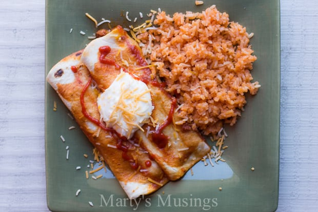 How to Make Easy Beef Enchiladas