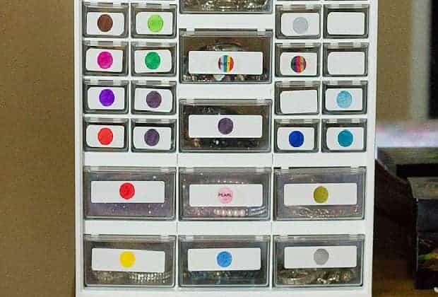 Jewelry Organization and Storage