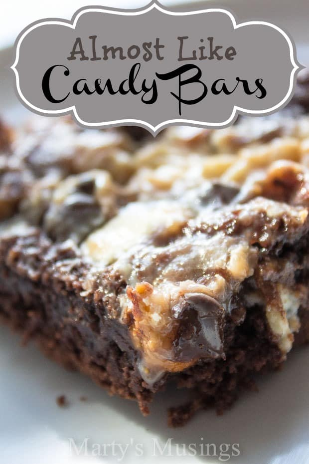 Almost LIke Candy Bars