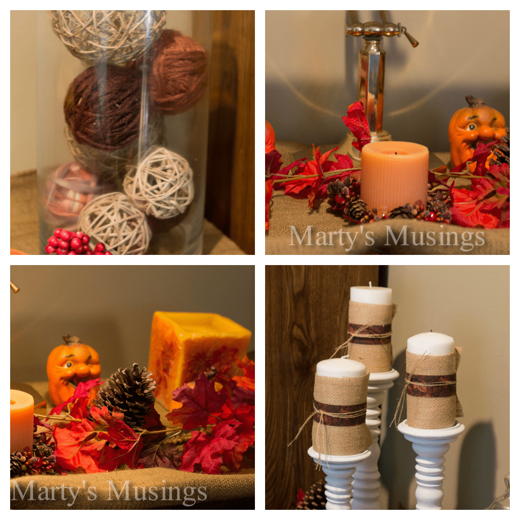 the - Fall House Decorations