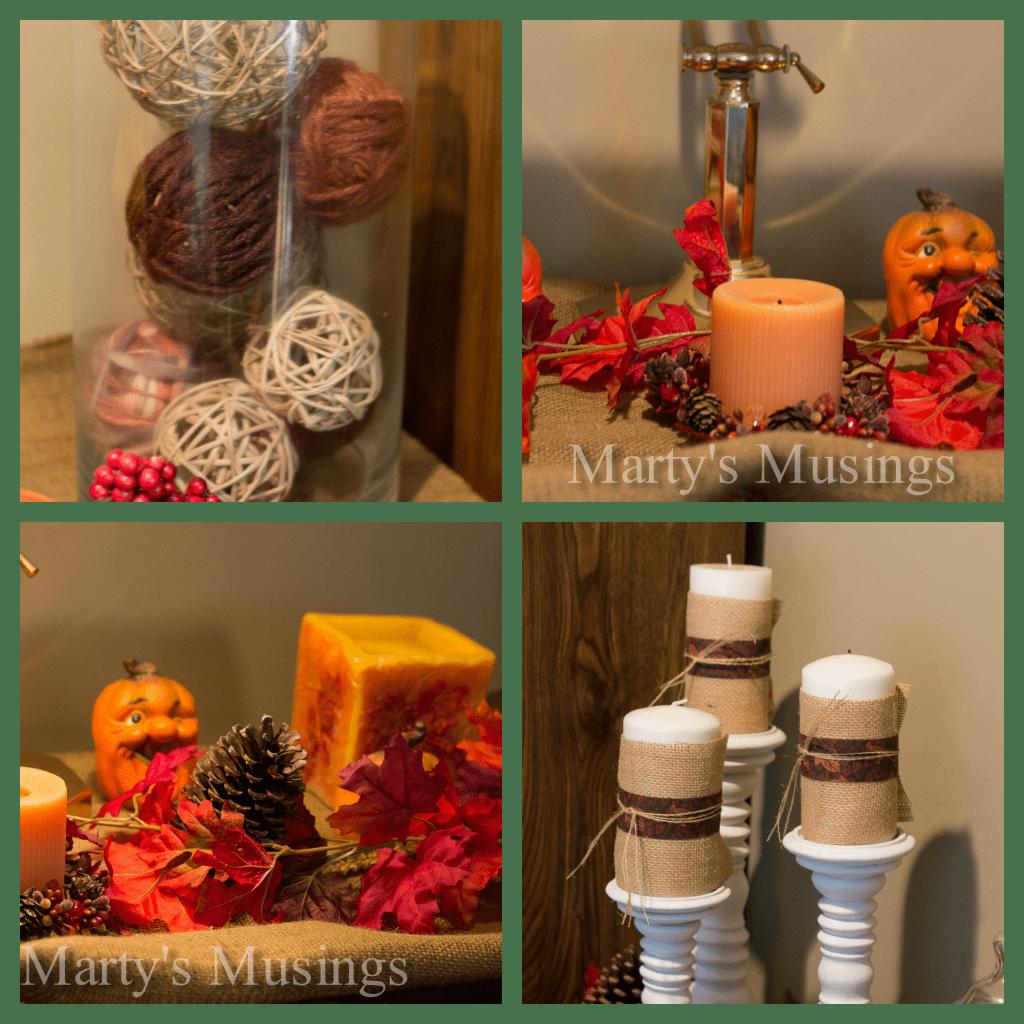 Home Decorating Ideas Cheap Easy: Easy Fall Home Decor