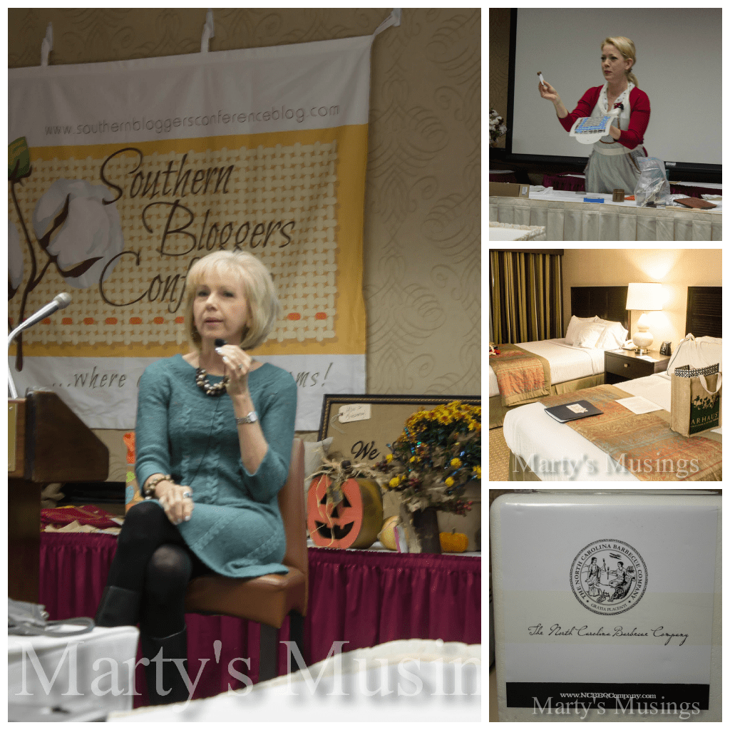 Pictures from 1st Southern Bloggers Conference