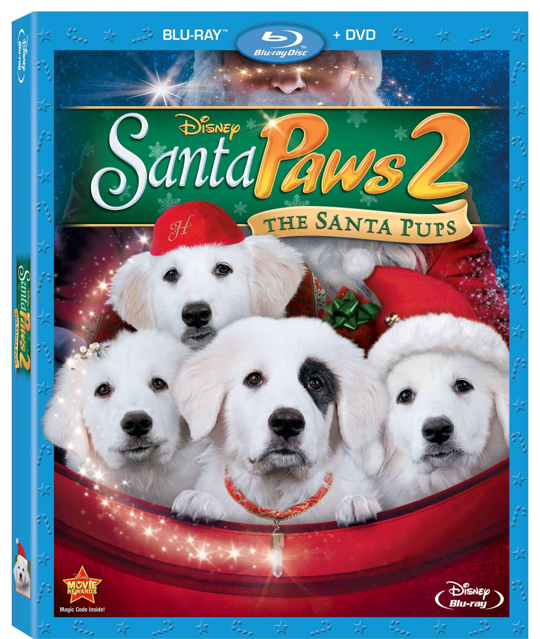 Santa Paws 2: The Santa Pups Giveaway