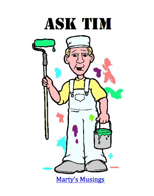 Ask Tim graphic