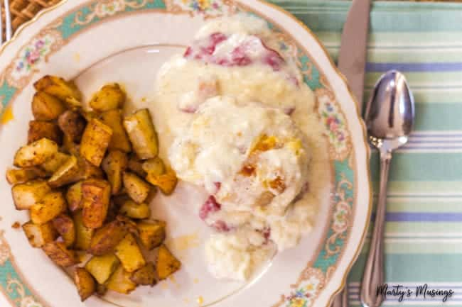 Chicken and Chipped Beef Recipe (Company Chicken)