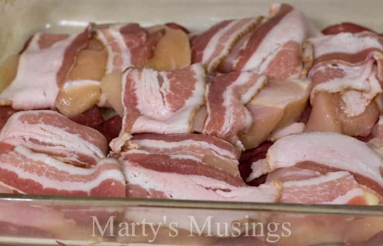 Chicken and Chipped Beef by Marty's Musings
