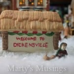 Christmas Village by Marty's Musings-2