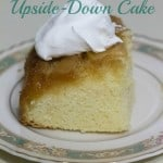 Pineapple Upside Down Cake by Marty's Musings