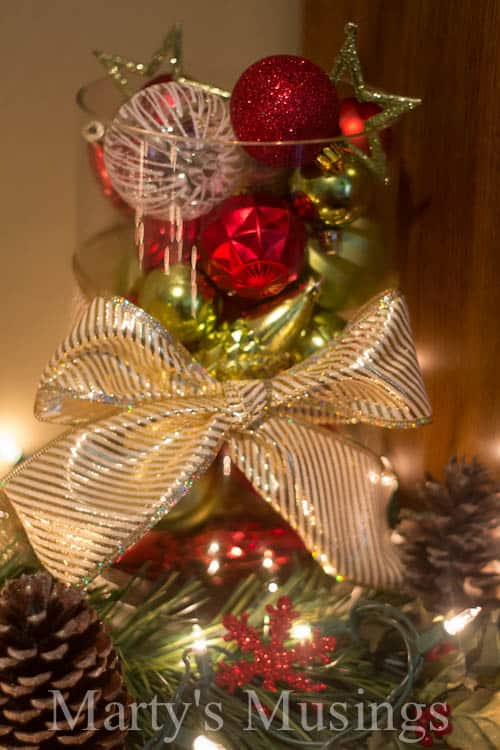 Inexpensive Christmas Decor