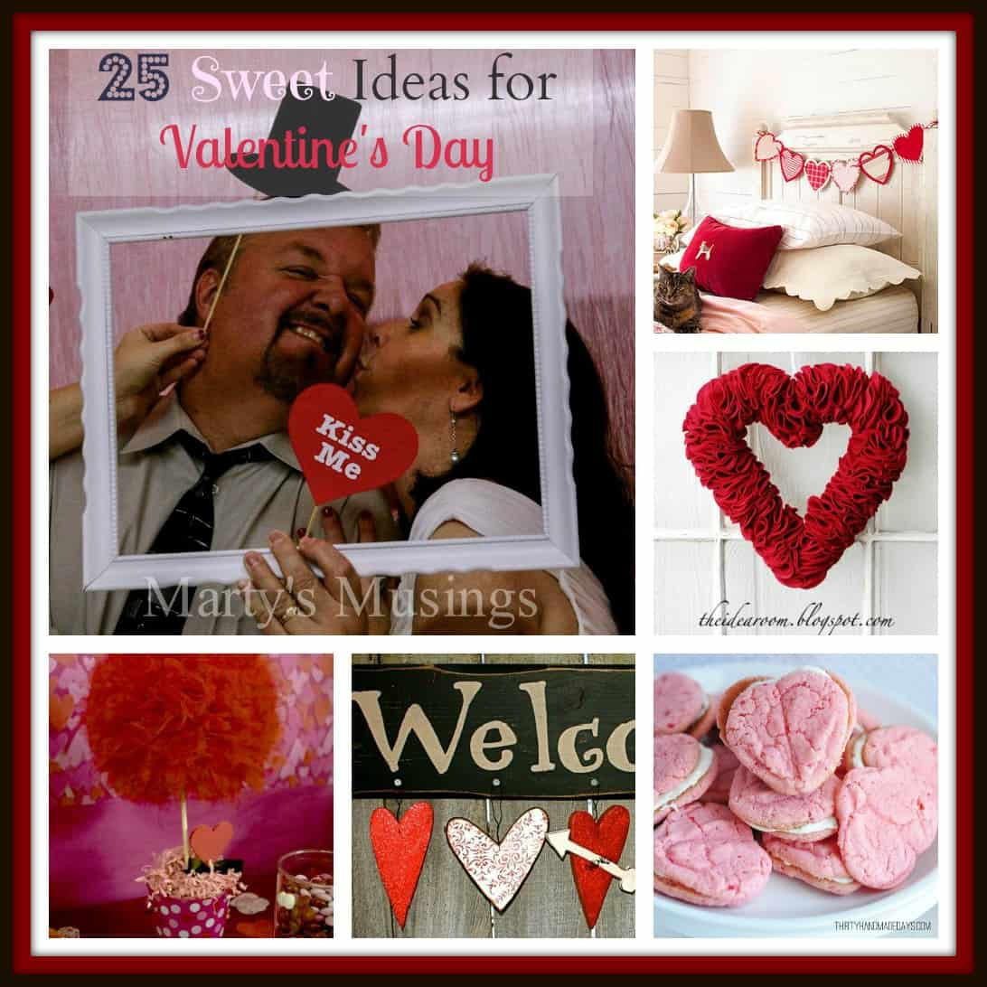 25 Sweet Ideas for Valentine's Day 2