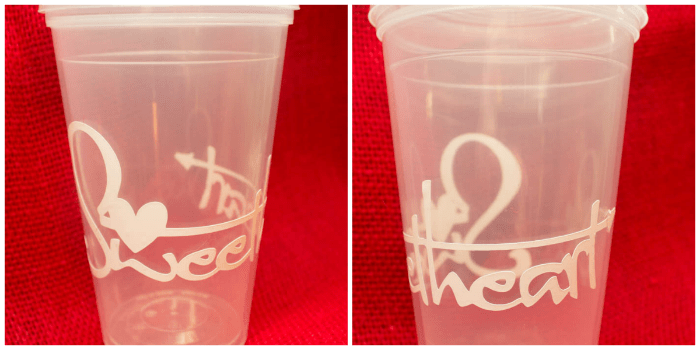 Valentine Treat Cups from Marty's Musings