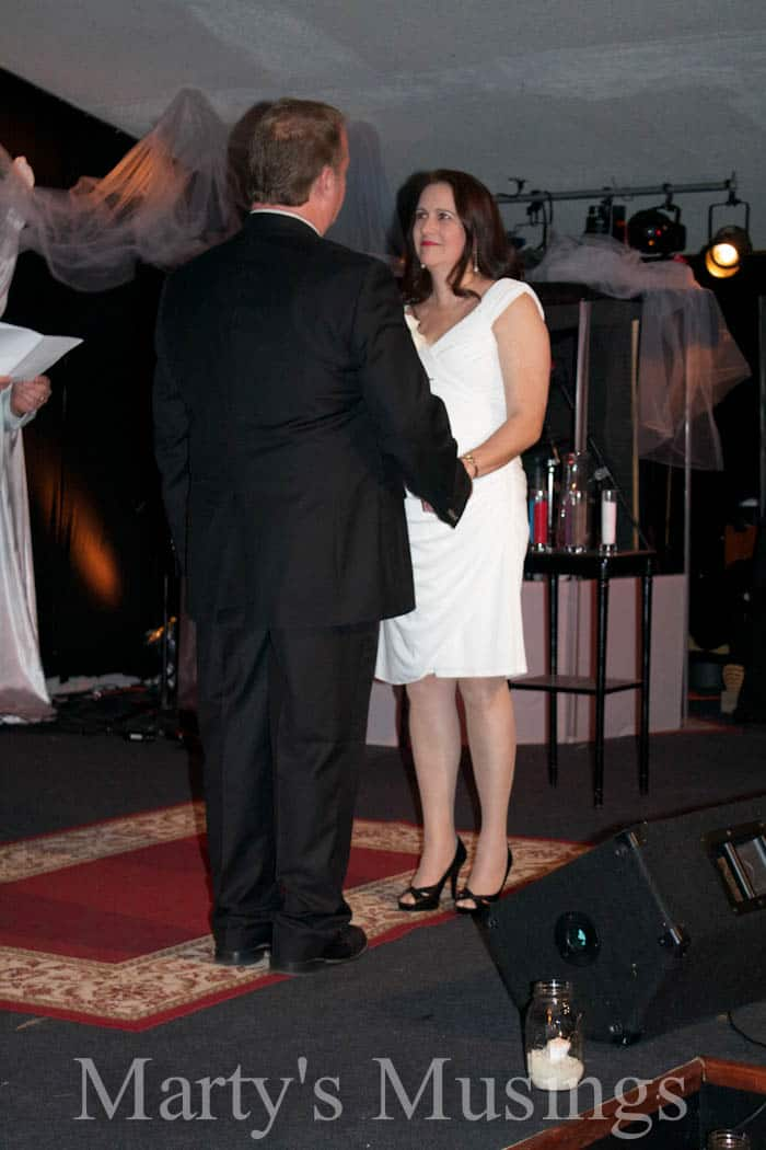 25th Wedding Anniversary from Marty's Musings-1