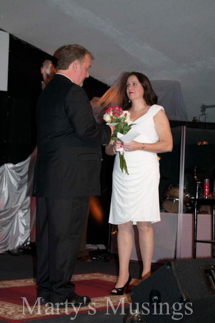 25th Wedding Anniversary from Marty's Musings-5