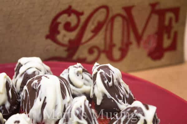 Chocolate Covered Strawberries from Marty's Musings