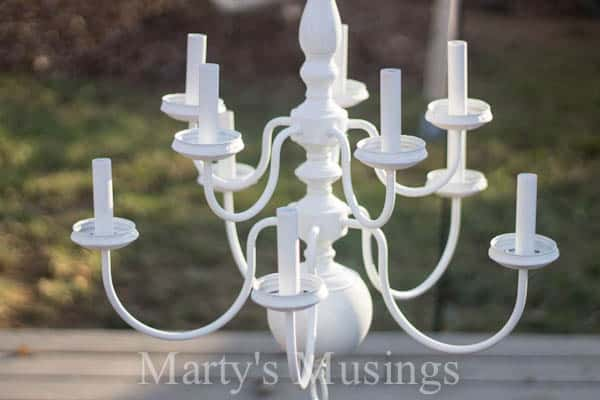 Mason Jar Chandelier by Marty's Musings-26