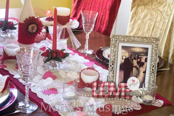 Valentine Tablescape from Marty's Musings-1