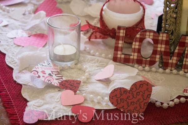 Valentine Tablescape from Marty's Musings-4
