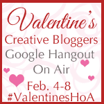 Sweet Nothings: Simple, Crafty ways to Show Your Love and a Live Google+ Hangout!