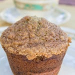 Banana Crumb Muffins from Marty's Musings