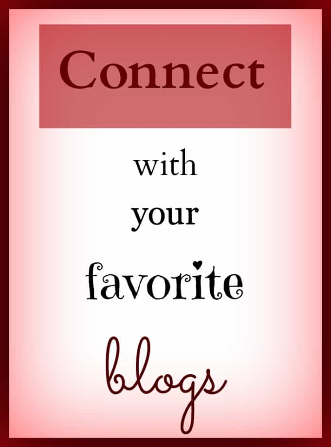 How to Connect with Your Favorite Blogs