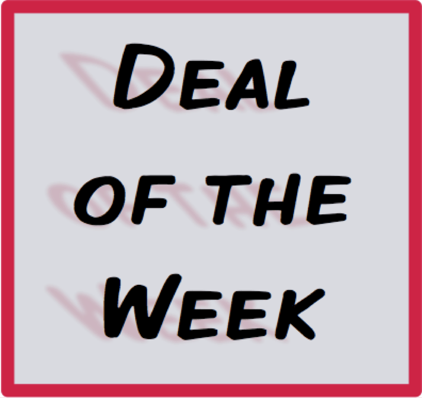 Deal of the Week from Marty's Musings
