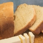 Sweet White Bread Recipe for the Bread Machine