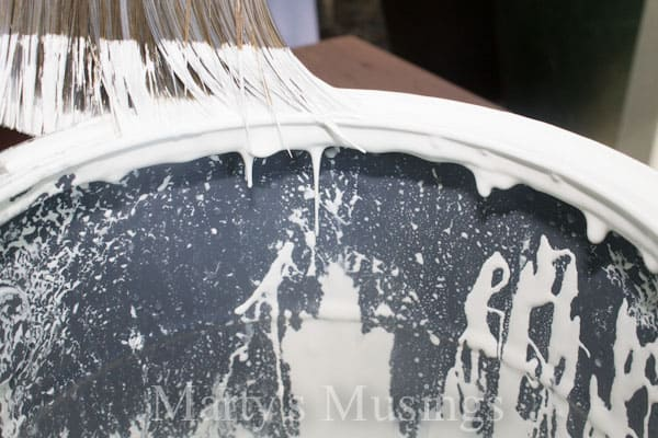 Avoid a Paint Can Mess! from Marty's Musings