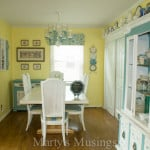 DIY Kitchen Makeover from Marty's Musings