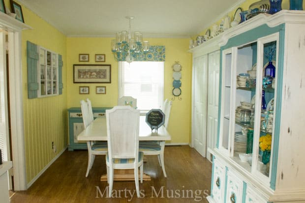 Frugal Tips for a DIY Kitchen Makeover from Marty's musings