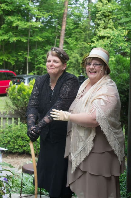 From Downtown to Downton: Hometalk NC Bloggers Meetup