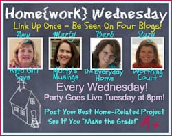 Home{work} Wednesday Link Party #3