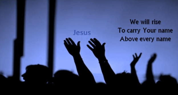 """Christy Nockels """"Carry Your Name"""": Simple Gift Sunday"""