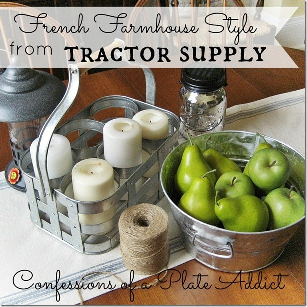 CONFESSIONS OF A PLATE ADDICT French Farmhouse Style...from Tractor Supply_thumb[5]