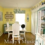 DIY Kitchen from Marty's Musings