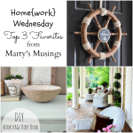 Home{work} Wednesday Link Party #4 Favorites