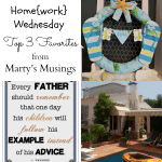 Home{work} Wednesday Link Party #5 Favorites