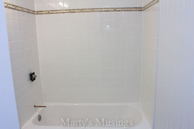 How To Tile The Shower Yourself From Martyu0027s Musings
