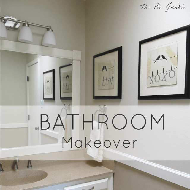 bathroom makeover 4