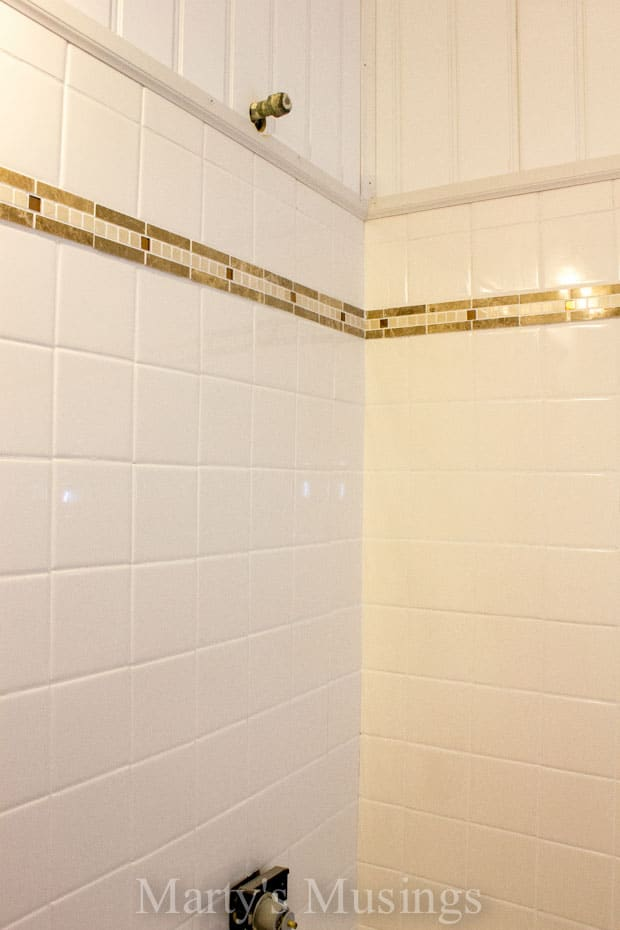 DIY Shower Tile