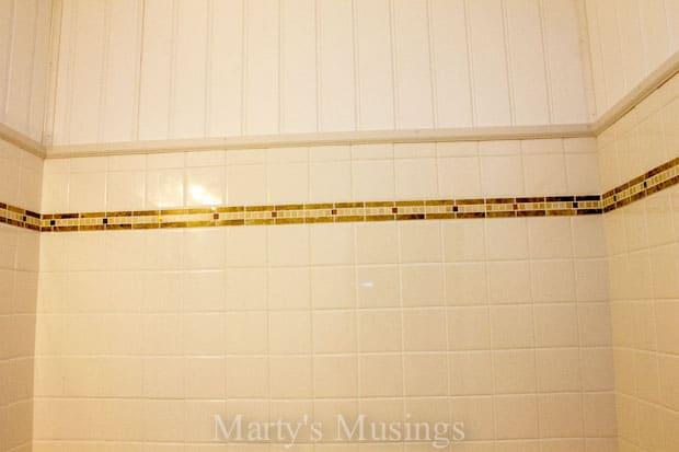 DIY Shower Tutorial from Marty's Musings-16