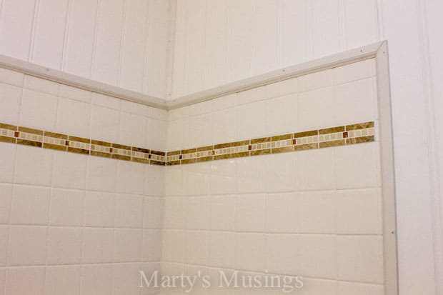 DIY Shower Tutorial From Martyu0027s Musings 17