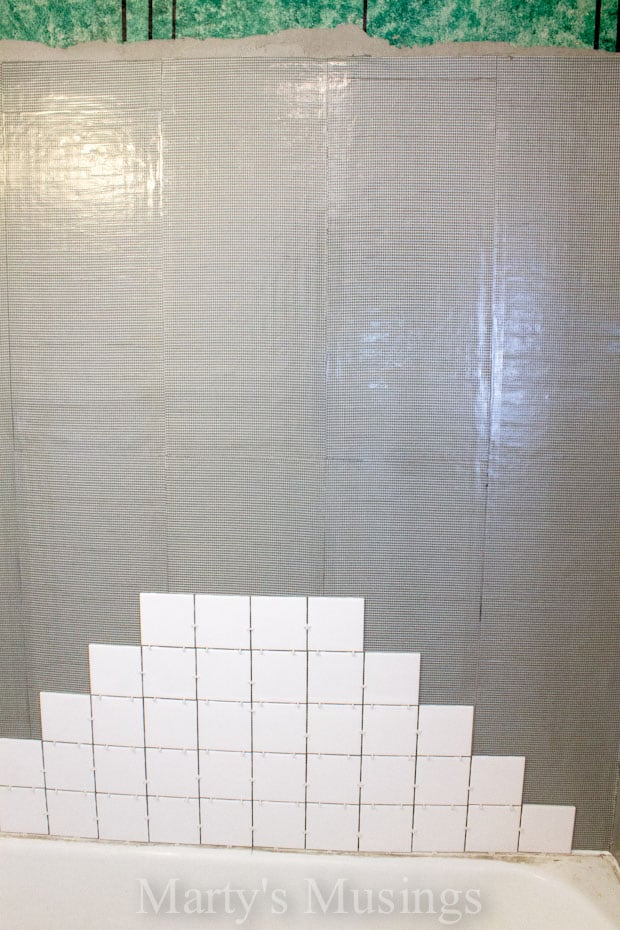 DIY Shower Tutorial from Marty's Musings-2