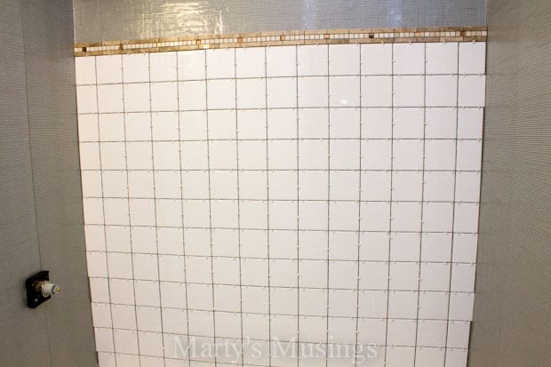 DIY Shower Tutorial from Marty's Musings-4